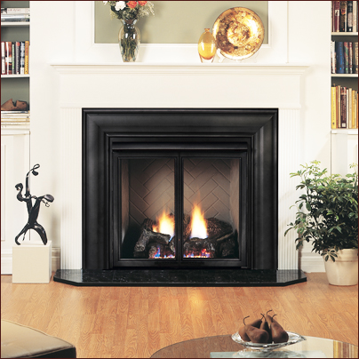 75 inch fireplace mantel